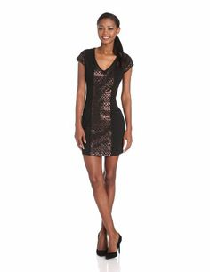 BB Dakota Women's Declan Sequin Embellished Ponte Dress, Black, Small BB Dakota,http://www.amazon.com/dp/B00EIQTTNQ/ref=cm_sw_r_pi_dp_v8Yltb1ST37RG91C