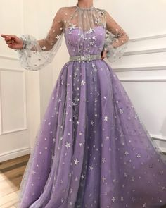 Starry Nerissa TMD Gown