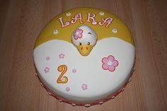 Karins Taarten: Knuffel eend-taart
