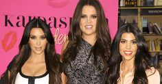 Kardashian Sisters Hair Extensions Colours
