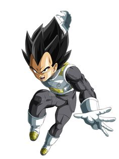 (DBZFNF) Vegeta by AvebelleZ on DeviantArt - Visit now for 3D Dragon Ball Z shirts now on sale!