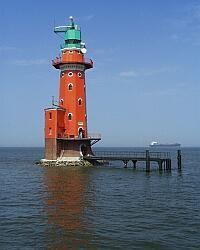 Leuchtturm Hoheweg