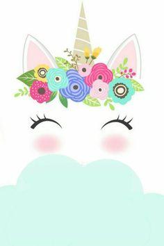 Muy Feliz Cumpleaños Martina!!! Abuela Luisa Tio Dionel Rainbow Birthday, Unicorn Birthday Parties, Unicorn Party, Unicorn Invitations, Birthday Invitations, Disney Princess Pictures, Unicorn Pictures, Candy Gifts, Cute Drawings