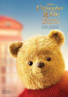 Christopher Robin - new movie posters: https://teaser-trailer.com/movie/christopher-robin/ … #ChristopherRobin #ChristopherRobinMovie #WinnieThePooh #Eyeore, #Roo #Kanga #Piglet #Tigger