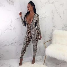 07c06d586aed Gender Women Item Type Jumpsuits   Rompers Fit Type Skinny Type Jumpsuits  Style Sexy   Club