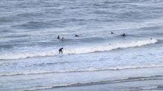 Surf en las playas de Mar del Plata - Capital Nacional del #Surf