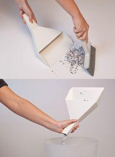 Coolest dustpan... (yes I said dustpan)