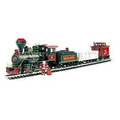 Bachmann Trains Night Beore Christmas Large G Scale Ready To Run Electric Train Set