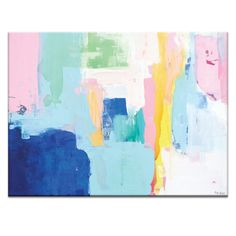 Love Me Forever by Kirsten Jackson Painting Print on Canvas
