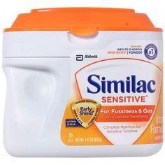 Similac Sensitive Infant Formula Powder with Iron