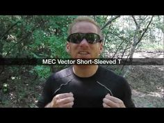 MEC Vector Short-Sleeved T How To Run Longer, How To Find Out, Mens Sunglasses, Style