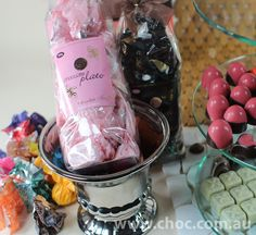 Fardoulis Chocolates  A luxurious gift made with couverture chocolate.  www.choc.com.au