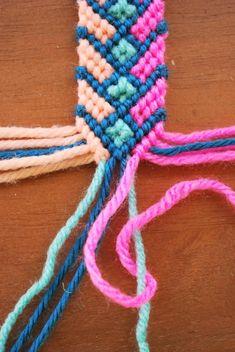 Crazy Complicated Friendship Bracelet