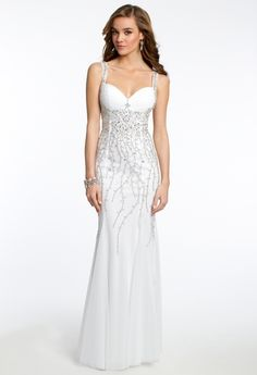 Branch Beaded Dress from Camille La Vie