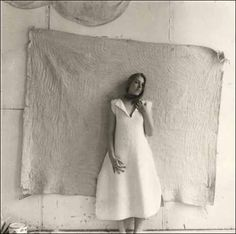 francesca woodman, saw this woman's show in nyc, she was transcendent..