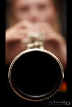 Clarinet Practice by Sprogz, via Flickr