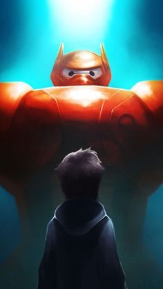 big hero 6 wallpaper - Buscar con Google