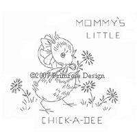 Primrose Design | Vintage | Embroidery Patterns | VP108 Mommy's Little...