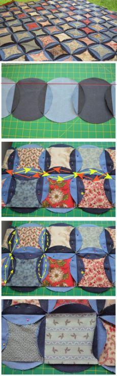 Free Rag Quilt Patterns Sewing Pinterest Rag Quilt Patterns