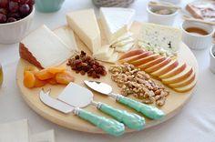 La chica de la casa de caramelo: Cómo preparar una tabla de quesos