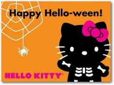 hello kitty halloween photos | El mundo secreto de Hello kitty.: Ya esta haqui Hallowen.