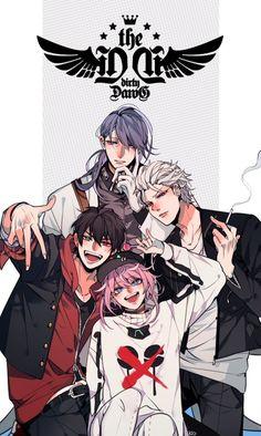 The dirty dawg! Chica Anime Manga, Manga Boy, Anime Kawaii, Hot Anime Boy, Anime Guys, Fanarts Anime, Anime Characters, Character Art, Character Design