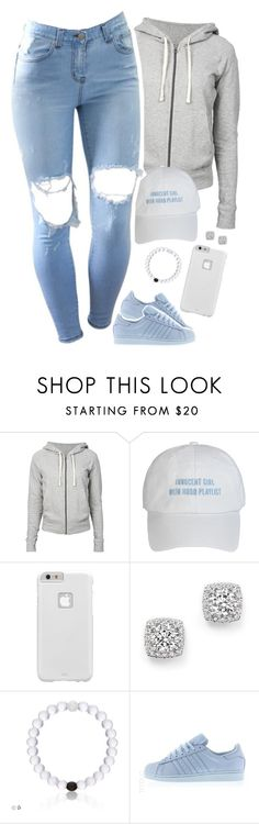 """""""I heavily fück with Future """" by daisym0nste ❤ liked on Polyvore featuring James Perse, Case-Mate, Bloomingdale's and adidas"""