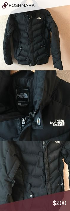 Women's North Face Winter Coat, Black, Size Medium Excellent condition. I never wear it because I live in Texas and it's very heavy. North Face Jackets & Coats Utility Jackets