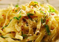 Basil Anchovy Pasta | KTA Super Stores