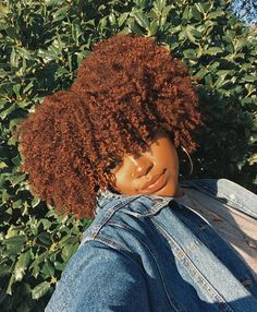 going back to natural hair color Dyed Natural Hair, Natural Hair Tips, Natural Hair Journey, Dyed Hair, Natural Hair Styles, Natural Hair With Color, Pelo Afro, Corte Y Color, Auburn Hair