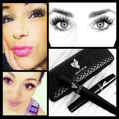 Obsessed with my 3D fiber lash Mascara! Get yours here! https://www.youniqueproducts.com/MandyRowe/products/landing