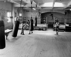 Old School Boxing Gym / House of Pain Boxing Brisbane