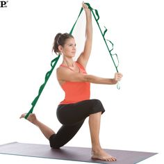 Unisex Multi-use Yoga Stretch Out Resistance Band