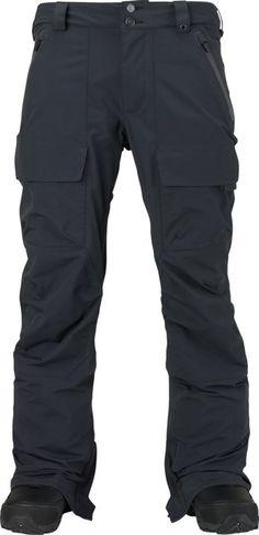 c003ddf0f Burton Mens Snowboard Pants Gore Tex Rotor Pant Snowboard Pants, Camo  Print, Zipper,