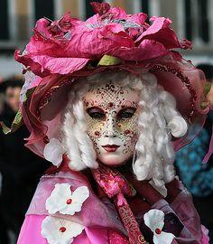 Veneza Máscara de Carnaval