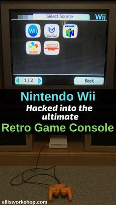 22 Arcade Wii Ideas Wii Arcade Wii Games