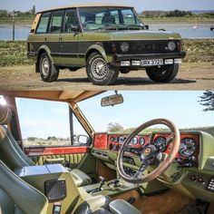 """563 Likes, 3 Comments - @landroverphotoalbum on Instagram: """"""""A Harrods Edition Range Rover which cost more than the average house back in the 1980s is to be…"""""""