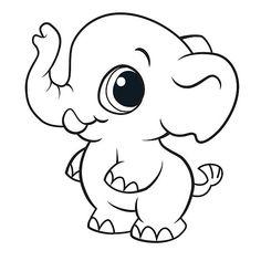 28 Mejores Imágenes De Dibujos De Animales Tiernos Cute Drawings