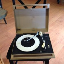 Zenith Vintage Turntable...record Player