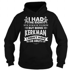 custom hoodie KERKMAN - Free Shipping - Coupon 10% Off