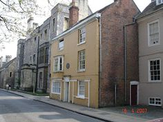 Jane Austen's House in Winchester - http://www.wuz.it/
