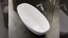 Indesign Bathrooms | Mozzano Free Standing Bath - Indesign Bathrooms
