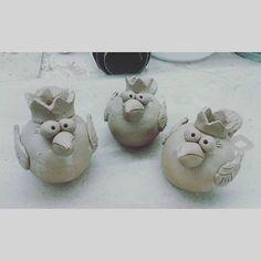 #ceramic #ceramica #pottery #clay #keramikvögel #töpfern #ceramicbirds #handmade