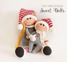 Amigurumi Sweet Dolls