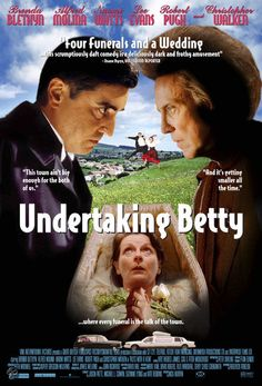 Undertaking Betty.... I stumbled on this one, and it is so funny! and I love the characters!(Christopher Walken is one of my favorites!)