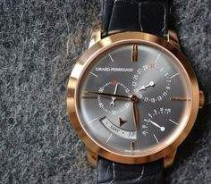 Girard-Perregaux 1966 Annual Calendar & Equation of Time