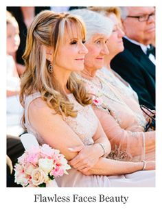 50 Ravishing Mother of the Bride Hairstyles | Hair style, Wedding ...