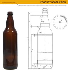 Autocad Isometric Drawing, Isometric Drawing Exercises, Mechanical Engineering Design, Mechanical Design, Autocad 3d Modeling, Solidworks Tutorial, Bottle Drawing, Interesting Drawings, 3d Cnc