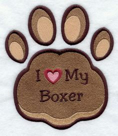 i love my boxer quilt - Google Search