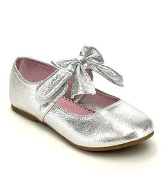 This Silver Scot Ballet Flat is perfect! #zulilyfinds